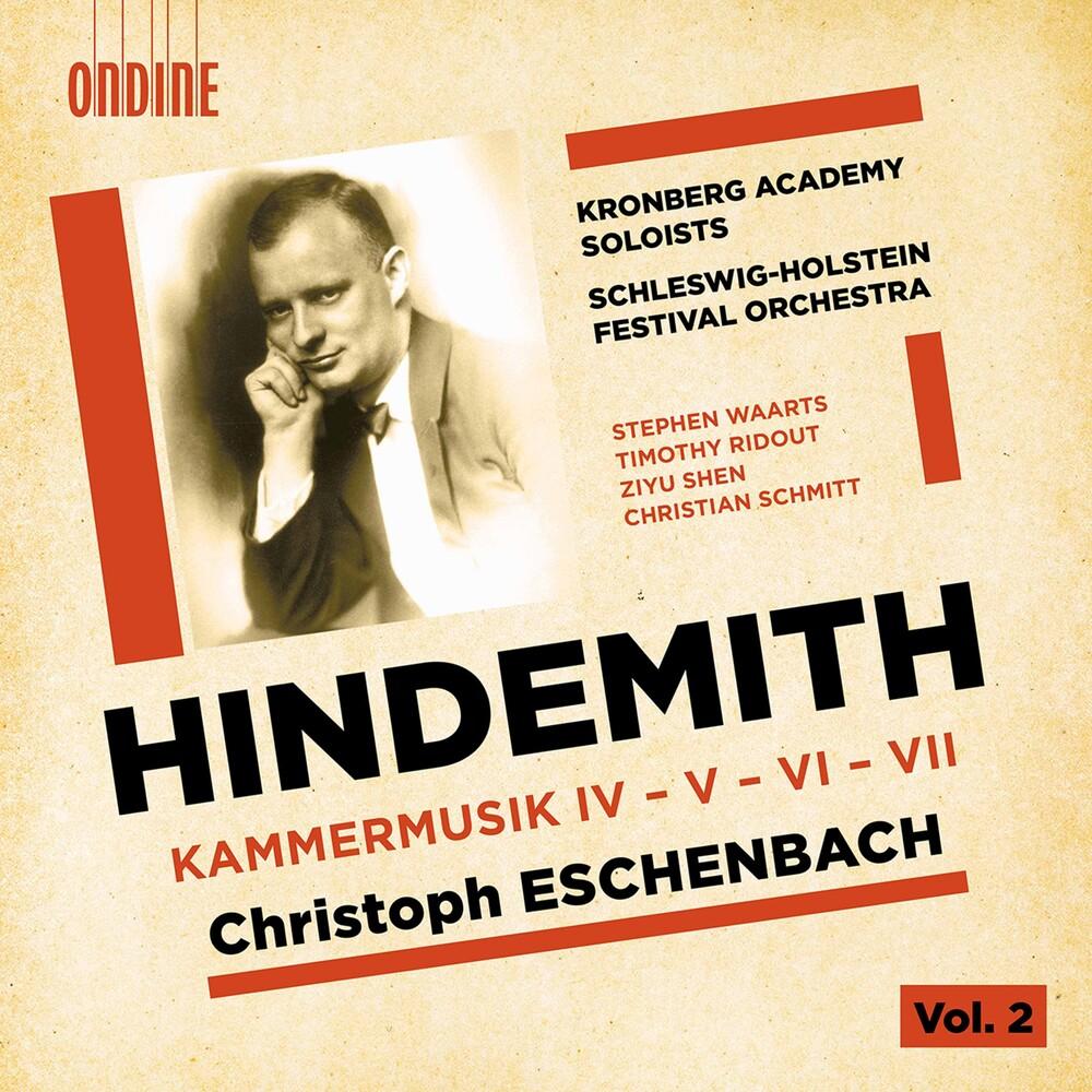 Hindemith / Eschenbach - Kammermusik 2