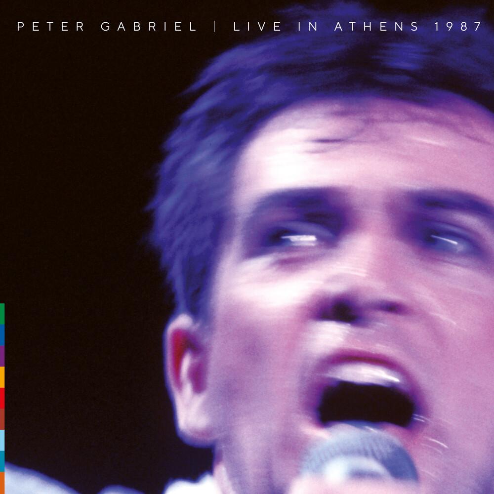 Peter Gabriel - Live In Athens 1987 [LP]