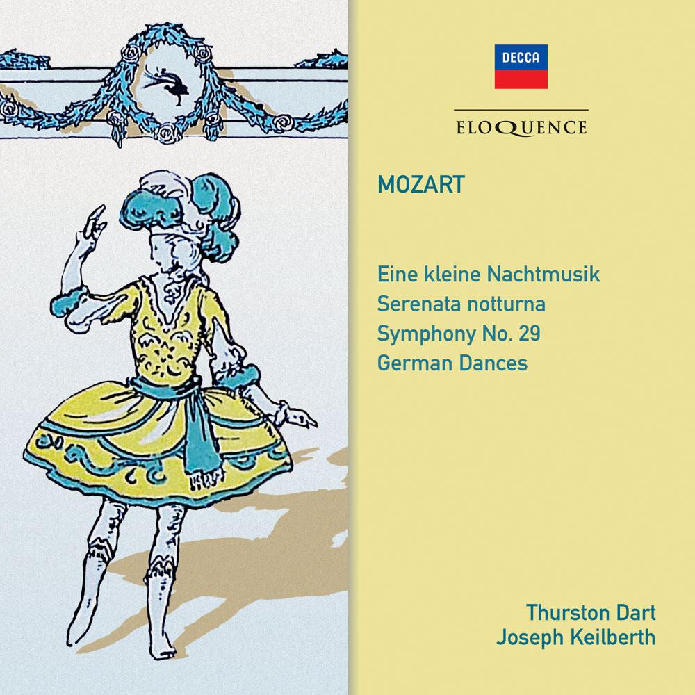 Mozart / Thurston Dart / Keilberth,Joseph - Mozart: Serenades (Aus)