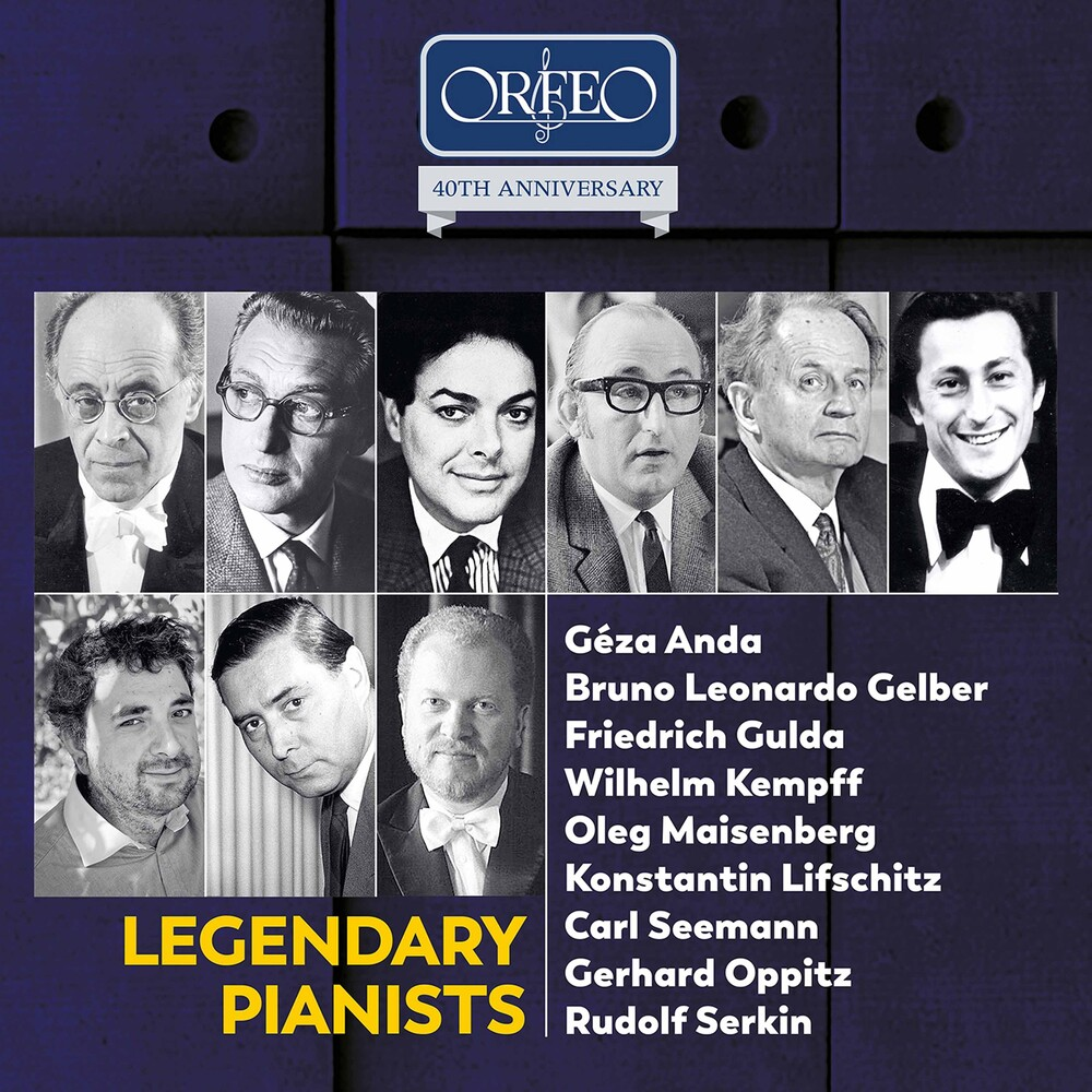 Legendary Pianists / Various - Legendary Pianists
