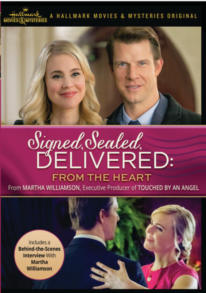 - Signed Sealed Delivered: From The Heart / (Mod)