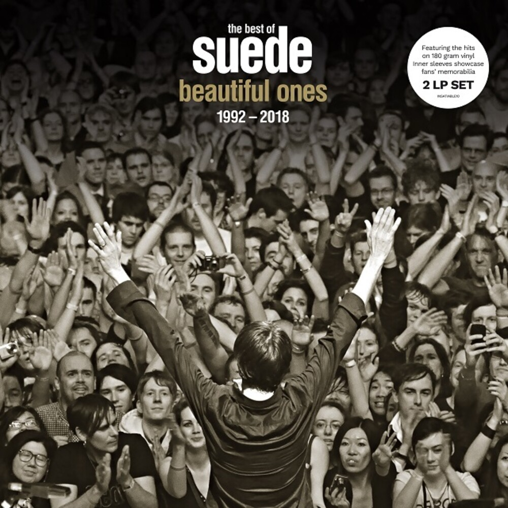 Suede - Beautiful Ones: The Best Of Suede 1992-2018 (Blk)