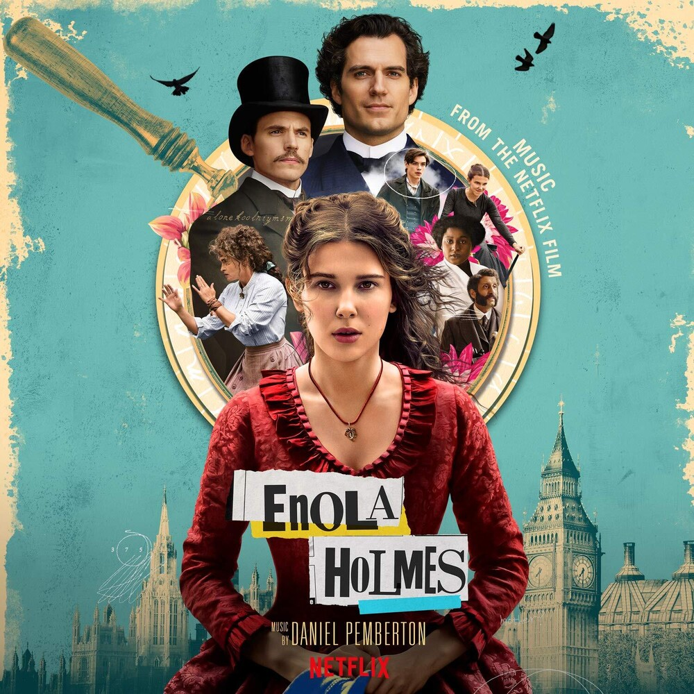 Daniel Pemberton Can - Enola Holmes (Music From the Film)