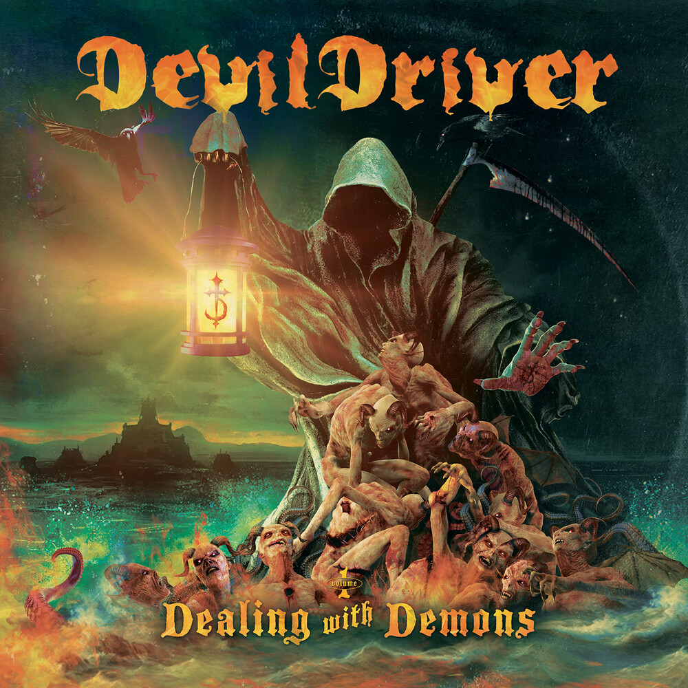 DevilDriver - Dealing With Demons I [Limited Edition Picture Disc LP]