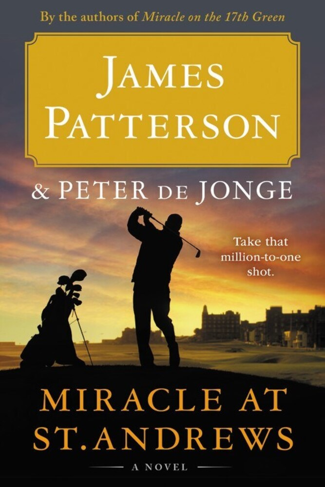 - Miracle at St. Andrews: A Travis McKinley Novel