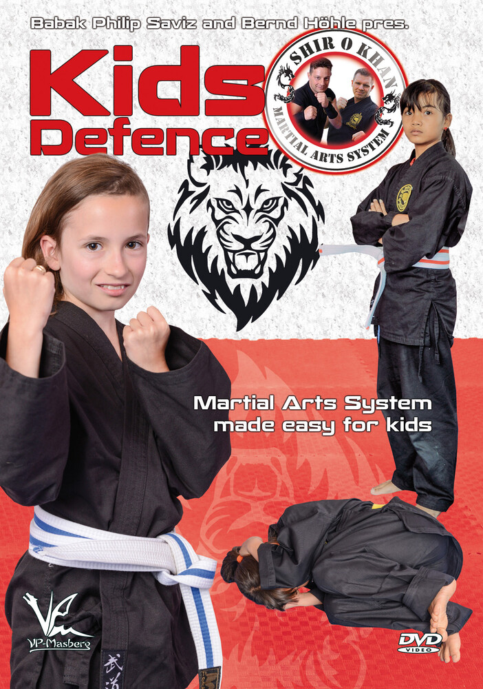 - Kids Defense: Martial Arts Made Easy