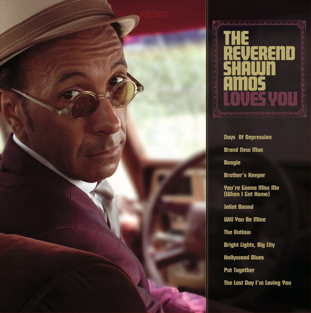 Reverand Amos Shawn - Loves You [Digipak]