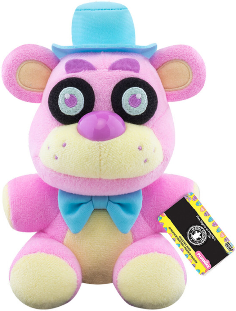 Funko Plush: - FUNKO PLUSH: Five Nights at Freddy's Spring Colorway- Freddy (PK)