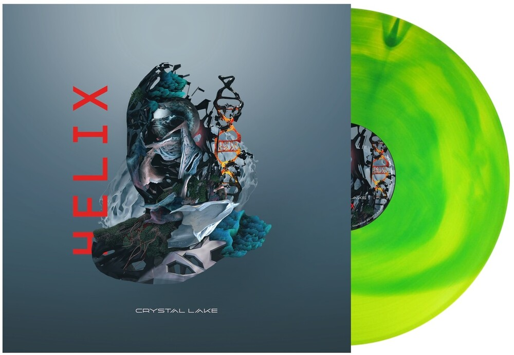 Crystal Lake - Helix (Iex) (Transparent Green Highlighter Yellow)