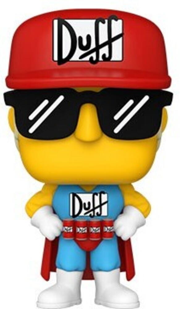 - FUNKO POP! ANIMATION: Simpsons- Duffman