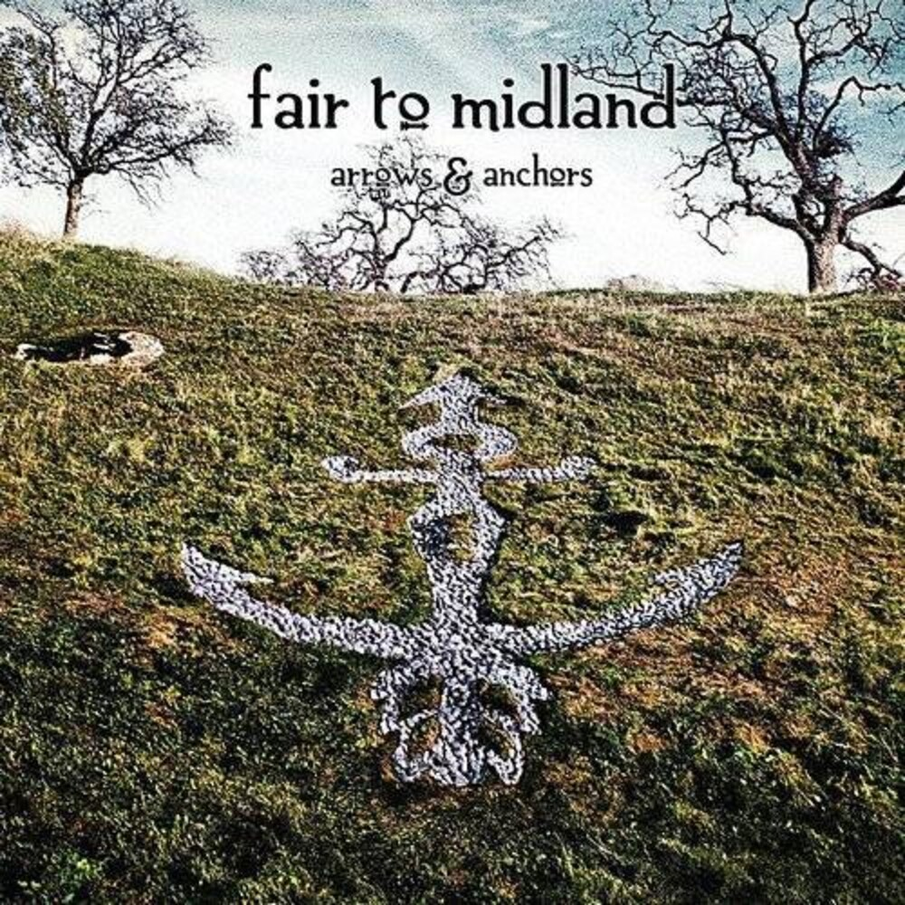 Fair To Midland - Arrows & Anchors (Blue) [Colored Vinyl] (Grn) (Ofgv) [Indie Exclusive]