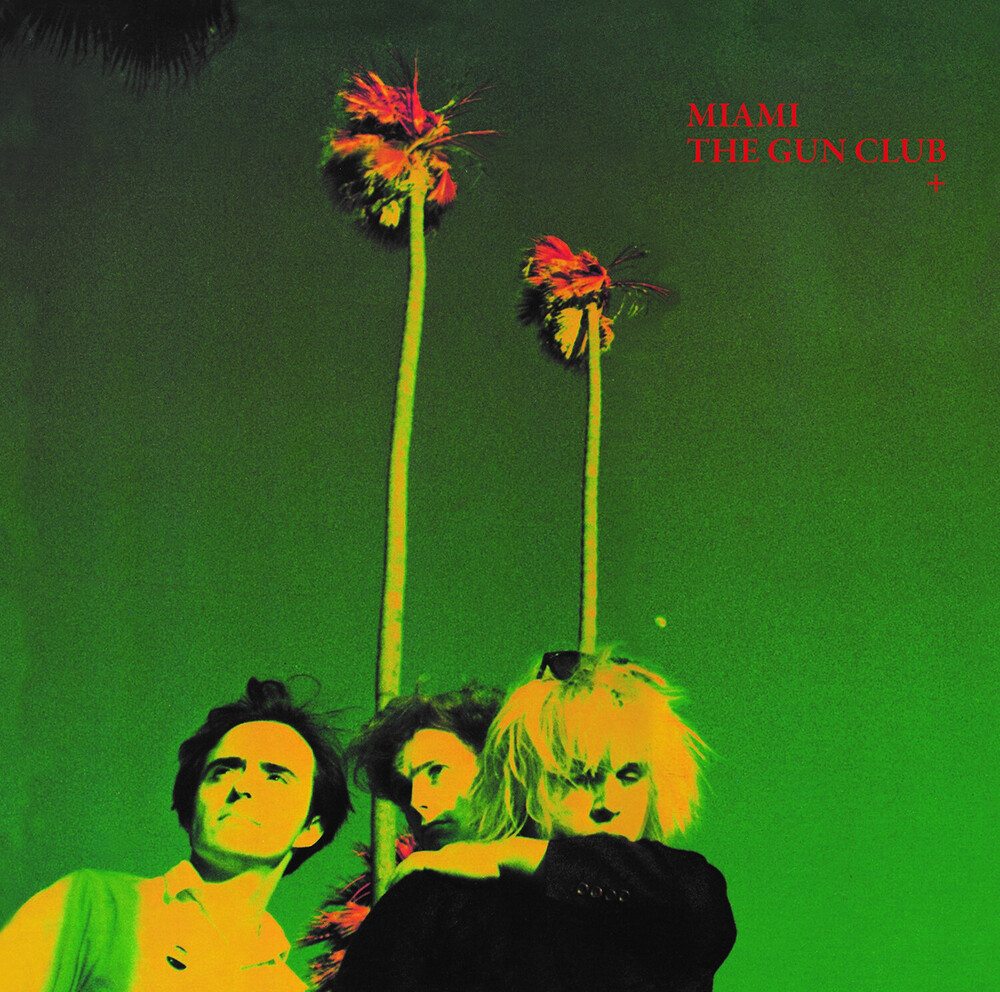 The Gun Club - Miami: Remastered [2LP]