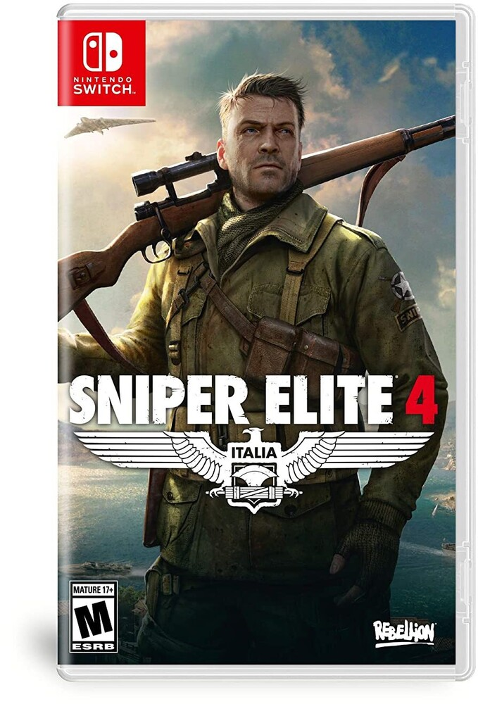 Swi Sniper Elite 4 - Swi Sniper Elite 4