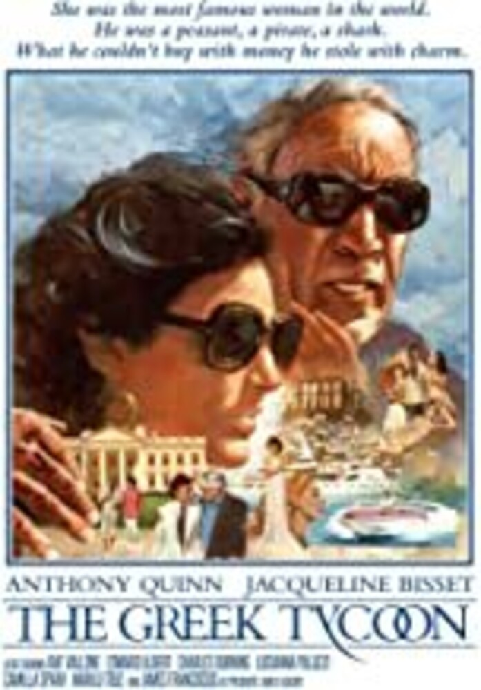 Greek Tycoon (1978) - The Greek Tycoon
