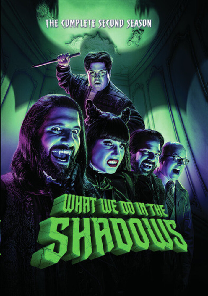 What We Do in the Shadows: Complete Second Season - What We Do in the Shadows?: The Complete Second Season