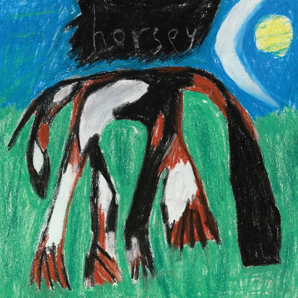 Current 93 - Horsey (Transparent Green Vinyl)