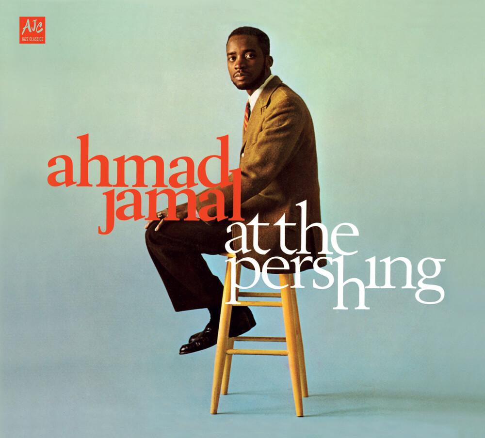 Ahmad Jamal - At The Pershing Lounge 1958 [Limited Digipak With Bonus Tracks]