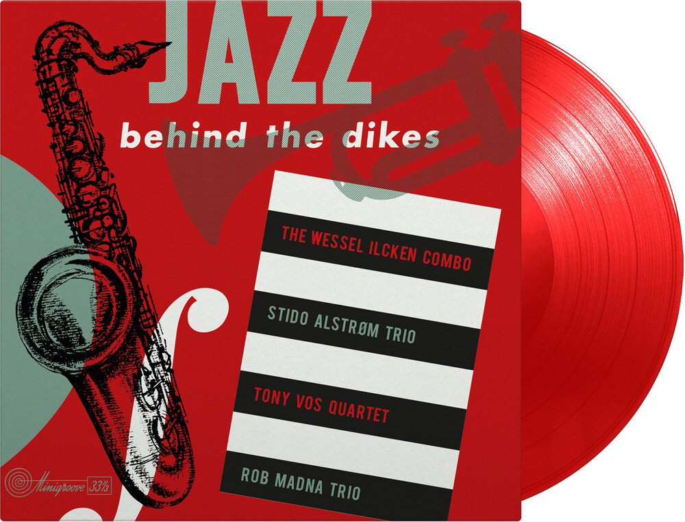Jazz Behind The Dikes Vol 1 / Various Iex Ltd - Jazz Behind The Dikes Vol. 1 / Various (Iex) (Ltd)