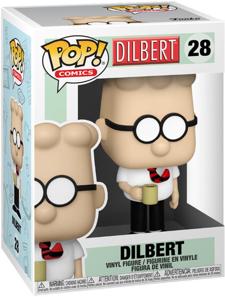 Funko Pop! Comics: - FUNKO POP! COMICS: Dilbert- Dilbert
