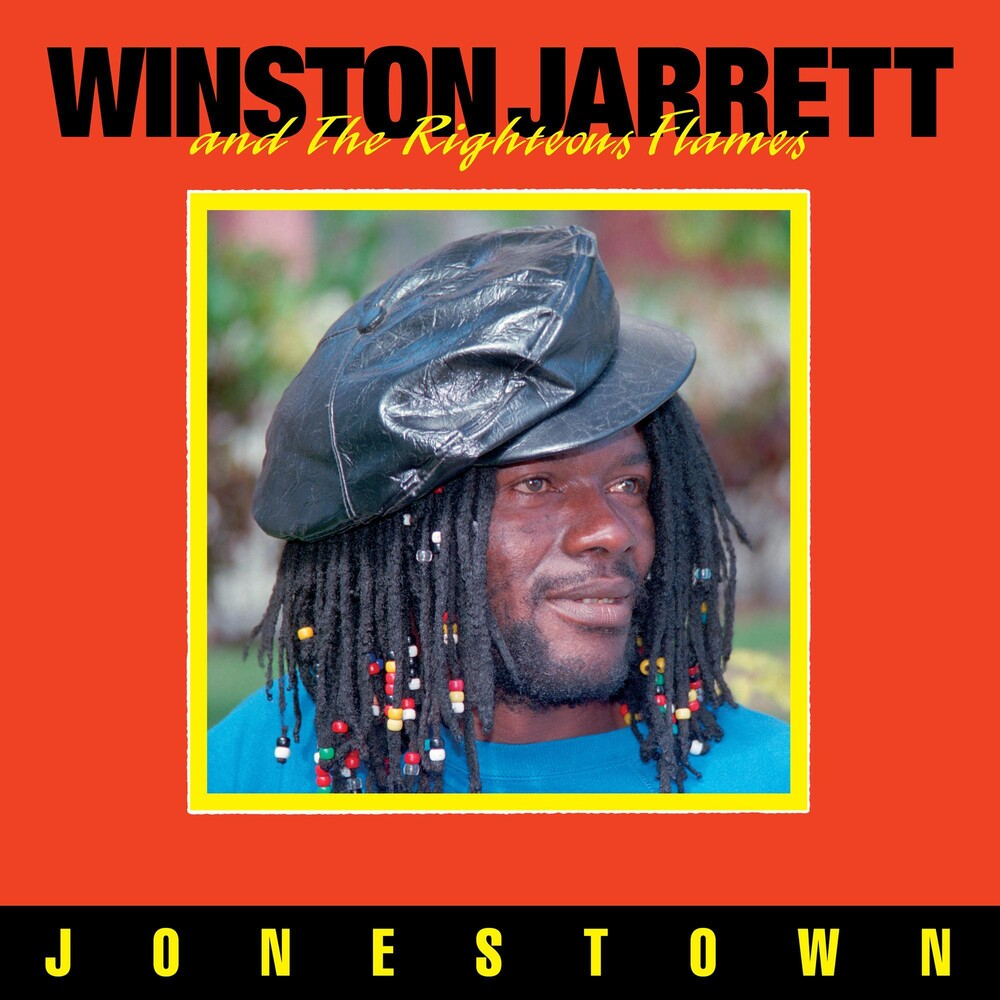Winston Jarrett & & The Righteous Flames - Jonestown