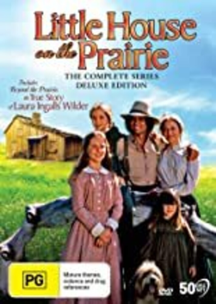 Little House on the Prairie: Complete Series - Little House on the Prairie: The Complete Series (Deluxe Edition)