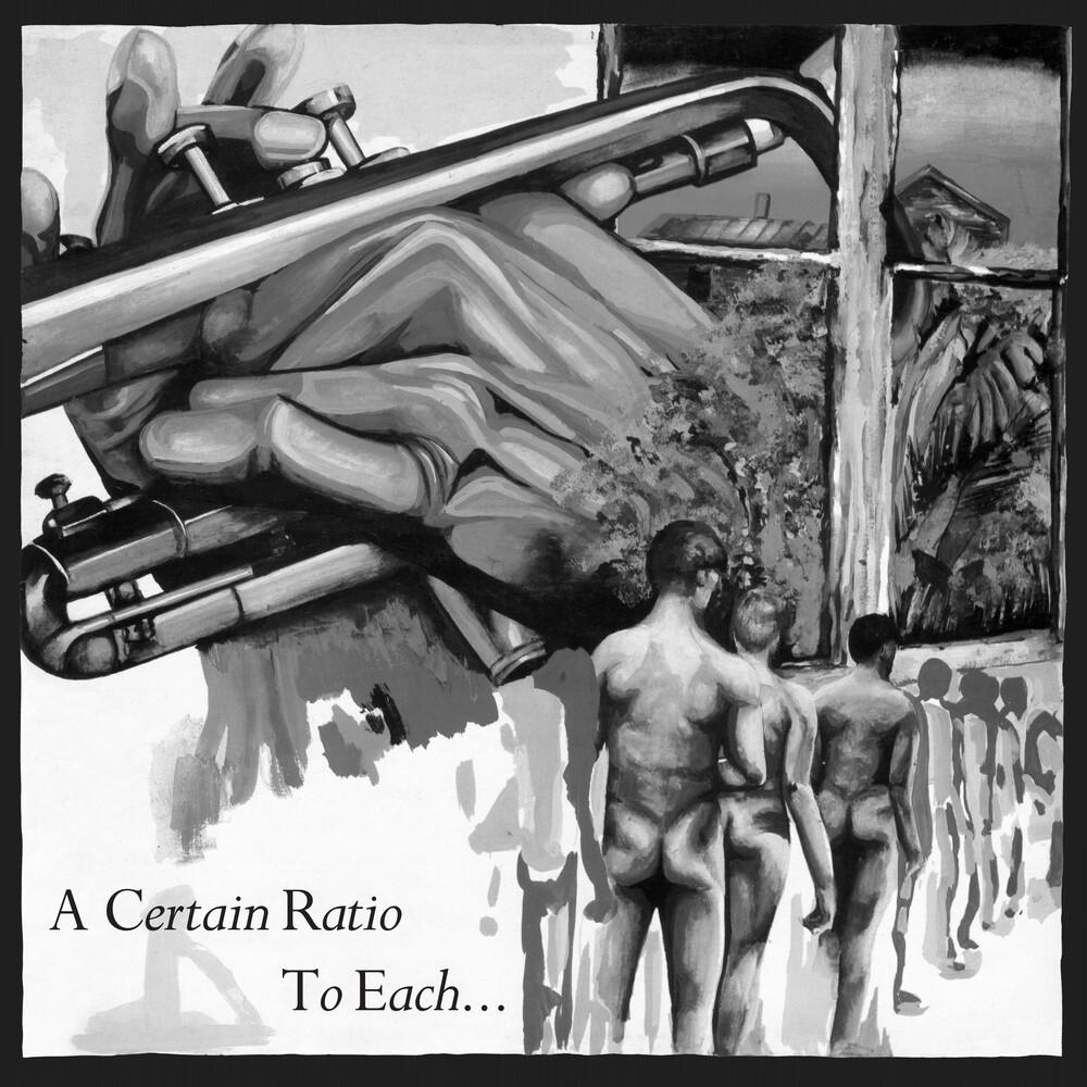 Certain Ratio - To Each (Colv) (Ltd) (Wht)