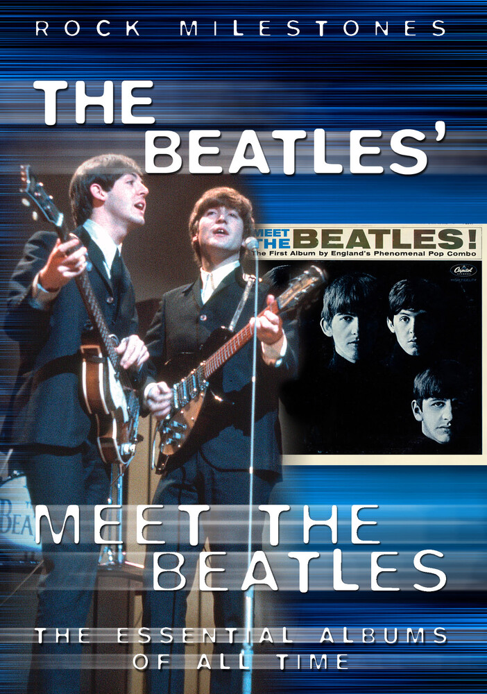 Beatles: Meet the Beatles - The Beatles: Meet the Beatles: