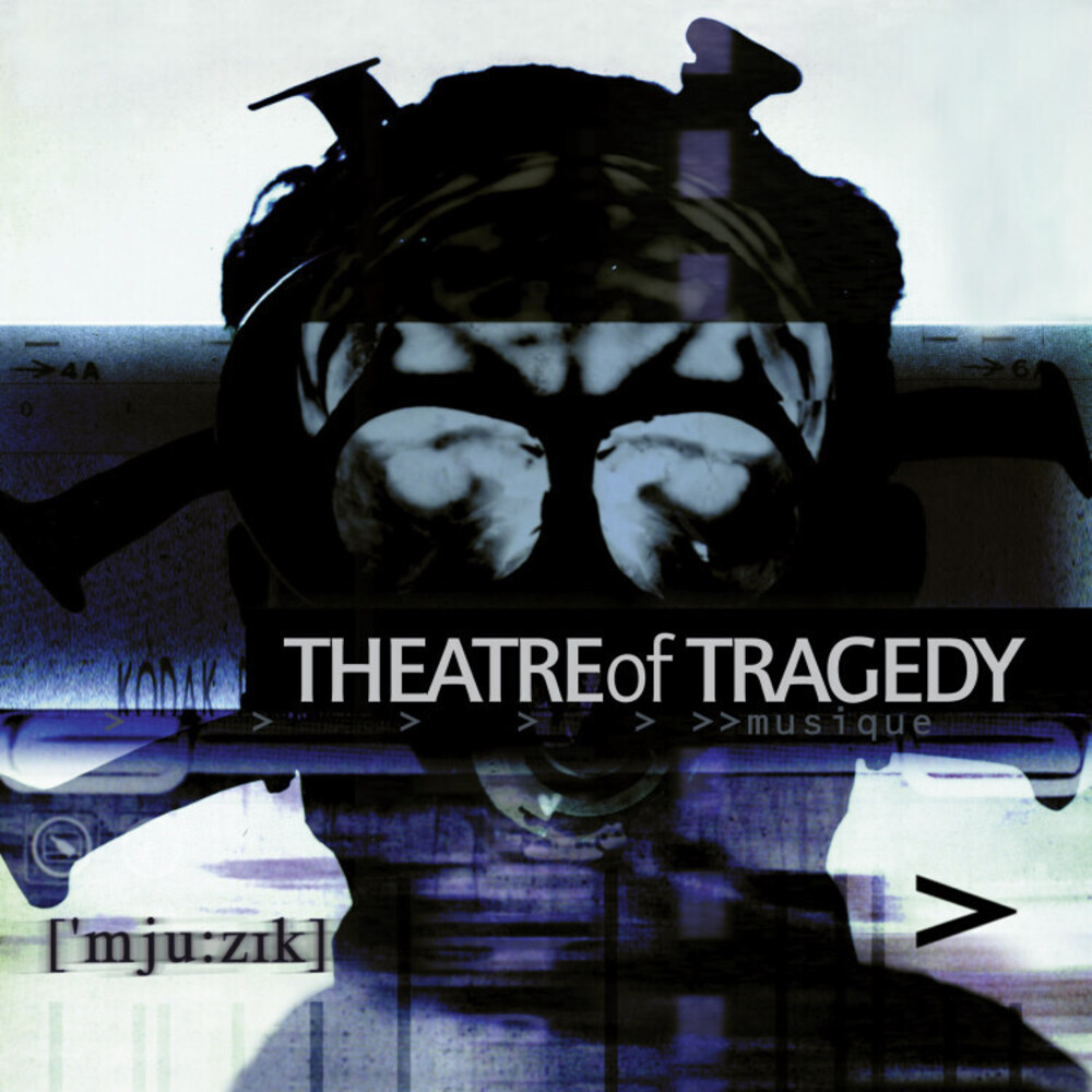 atre Of Tragedy - Musique (20th Anniversary Edition) (Dig)