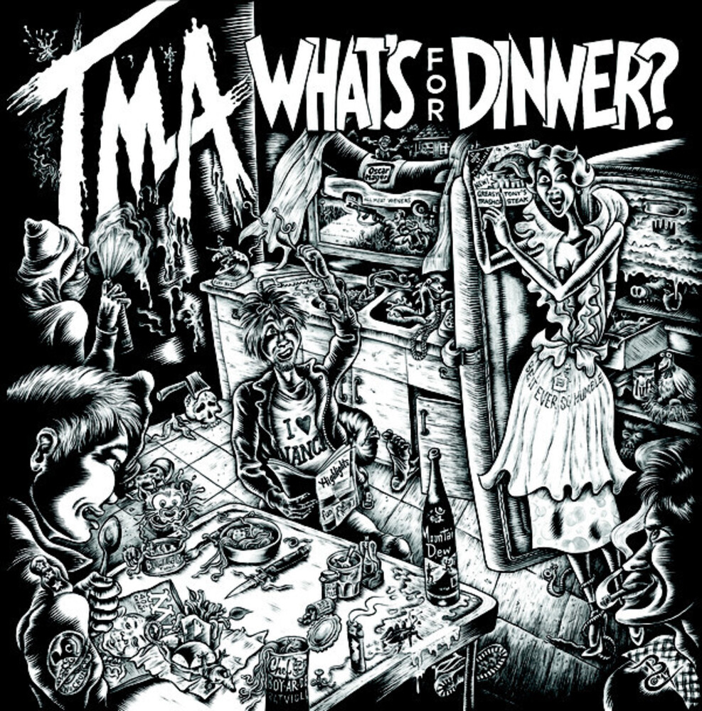 Tma - Whats For Dinner / Beach Party 2000 [Limited Edition]