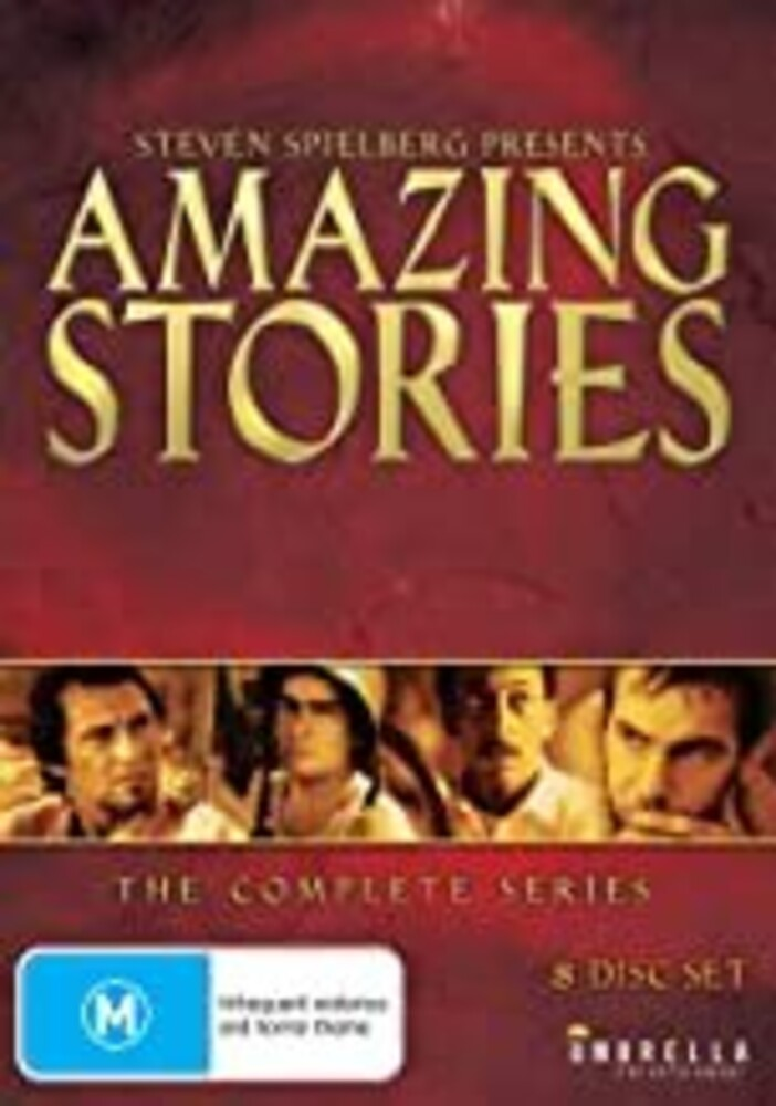 Amazing Stories: The Complete Collection - Amazing Stories: The Complete Series