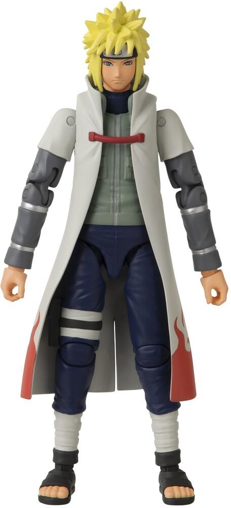 - Bandai America - Anime Heroes: NARUTO, Namikaze Minato