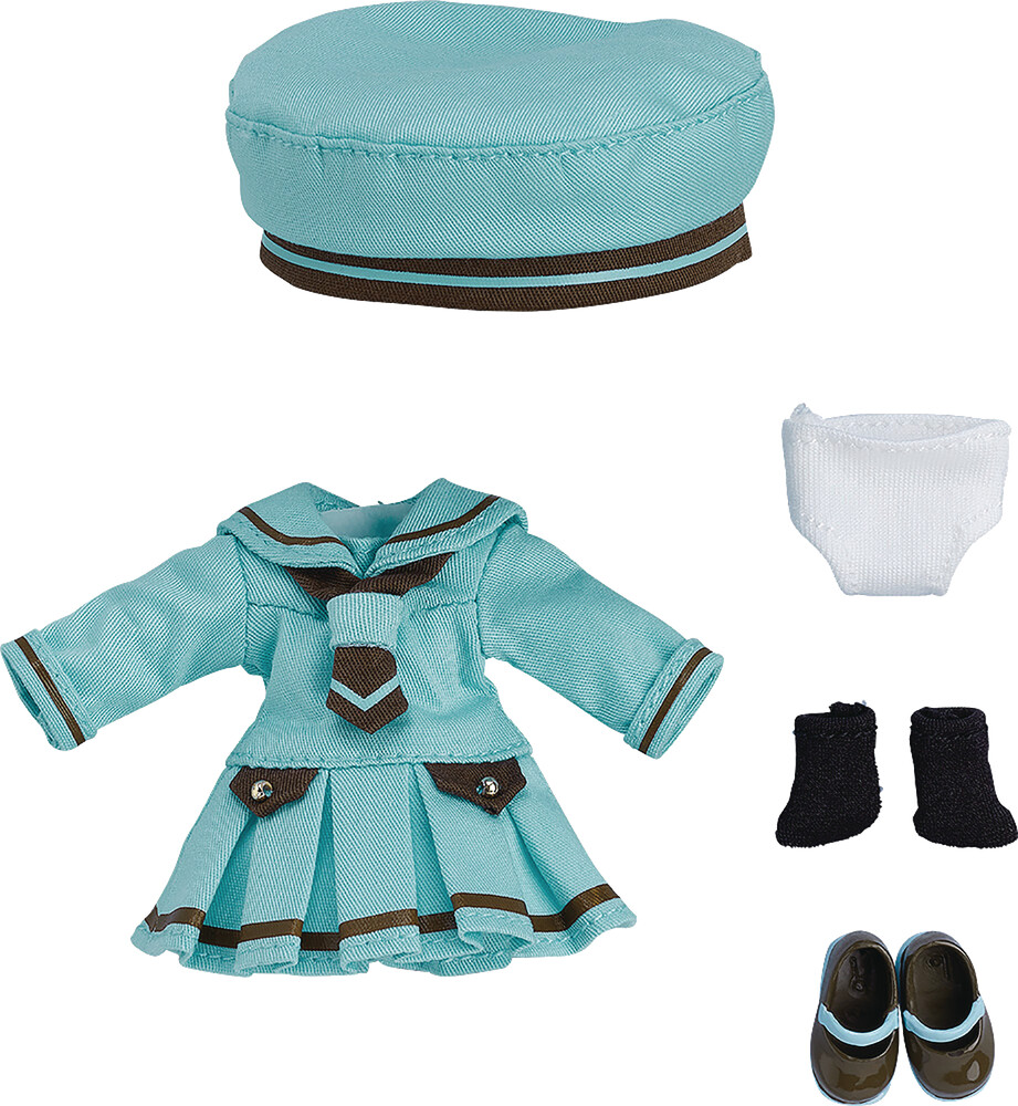 Good Smile Company - Good Smile Company - Nendoroid Doll Outfit Set Mint Chocolate SailorGirl Version