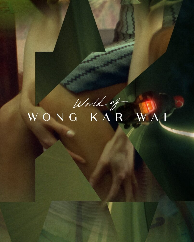 Criterion Collection: World of Wong Kar Wai - World of Wong Kar Wai (Criterion Collection)