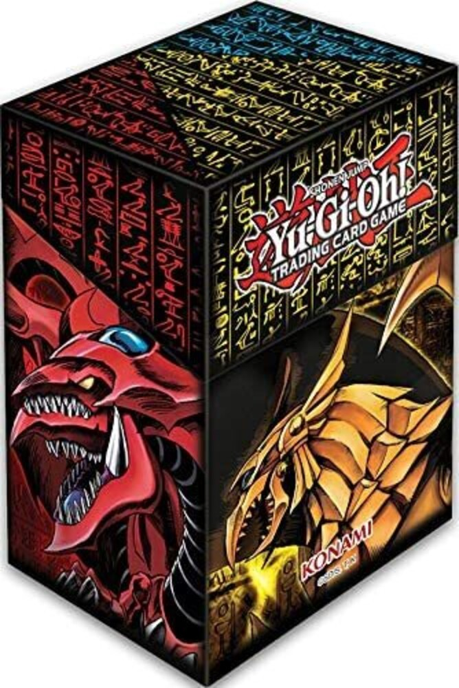 Yu-Gi-Oh! 2021 Card Case - Yu-Gi-Oh! June 2021 Card Case