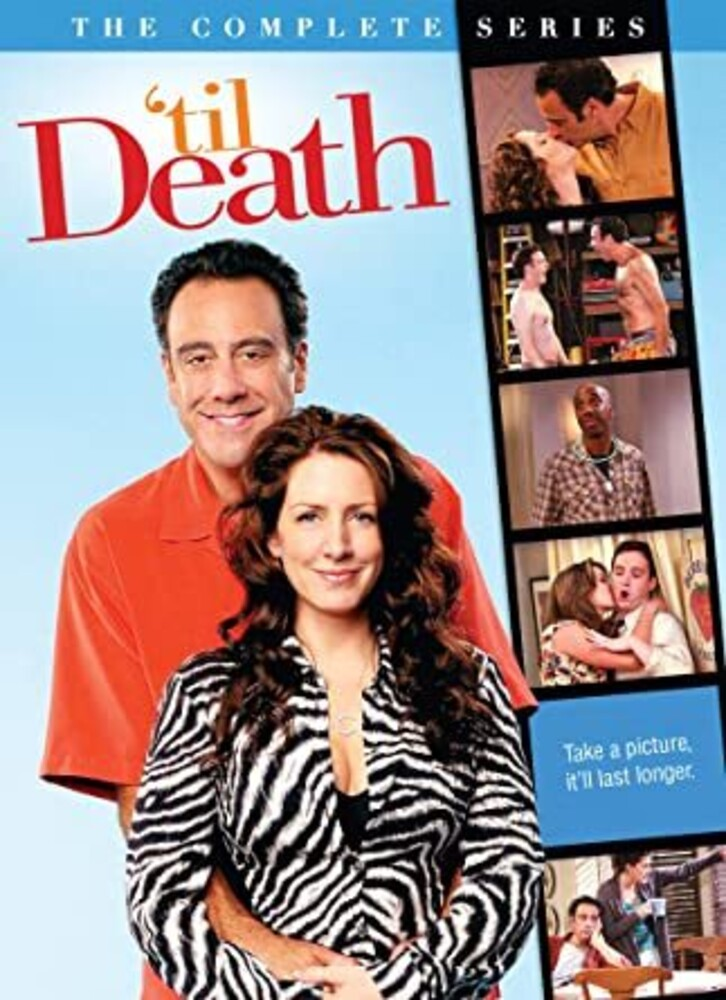 Til Death - Complete Series - DVD - 'Til Death: The Complete Series