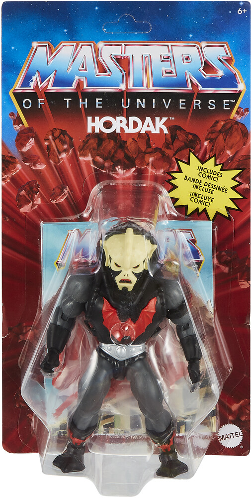 Masters Of The Universe - Mattel Collectible - Masters of the Universe Origins Hordak Action Figure (He-Man, MOTU)