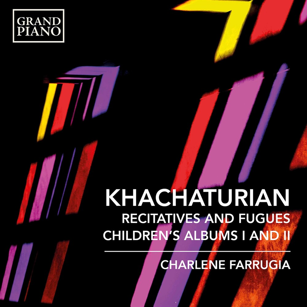 Khachaturian / Farugia - Recitatives & Fugues