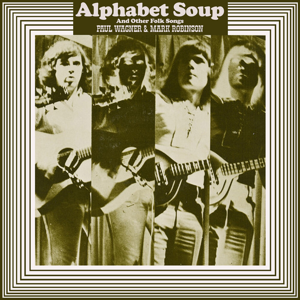Paul Wagner  / Robinson,Mark - Alphabet Soup (Mod)