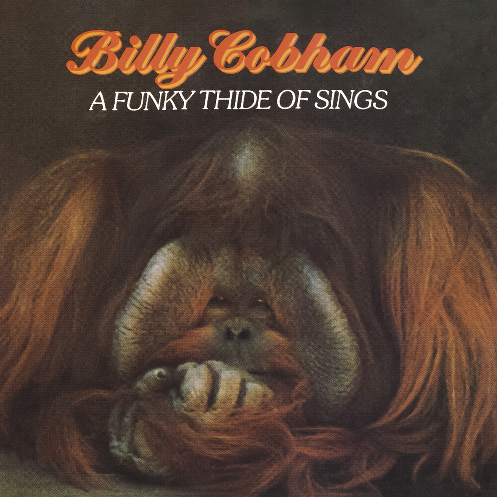 Billy Cobham - Funky Thide Of Sings (Hol)