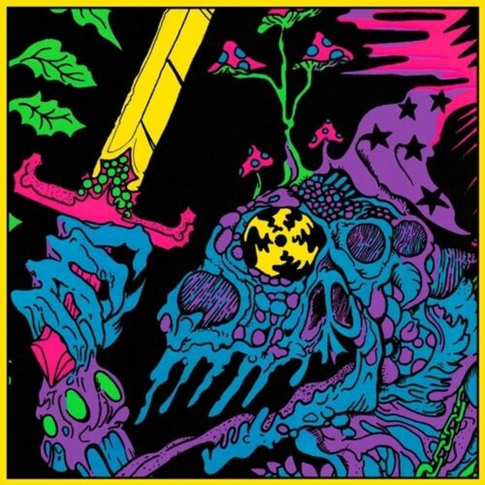 King Gizzard & The Lizard Wizard - Live In Adelaide 19 [Limited Gatefold Black Vinyl]