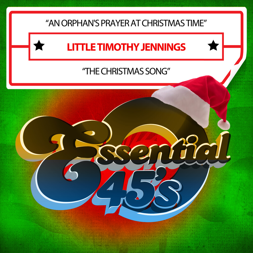 Little Timothy Jennings - An Orphan's Prayer At Christmas Time / The Christmas Song (Digital 45)