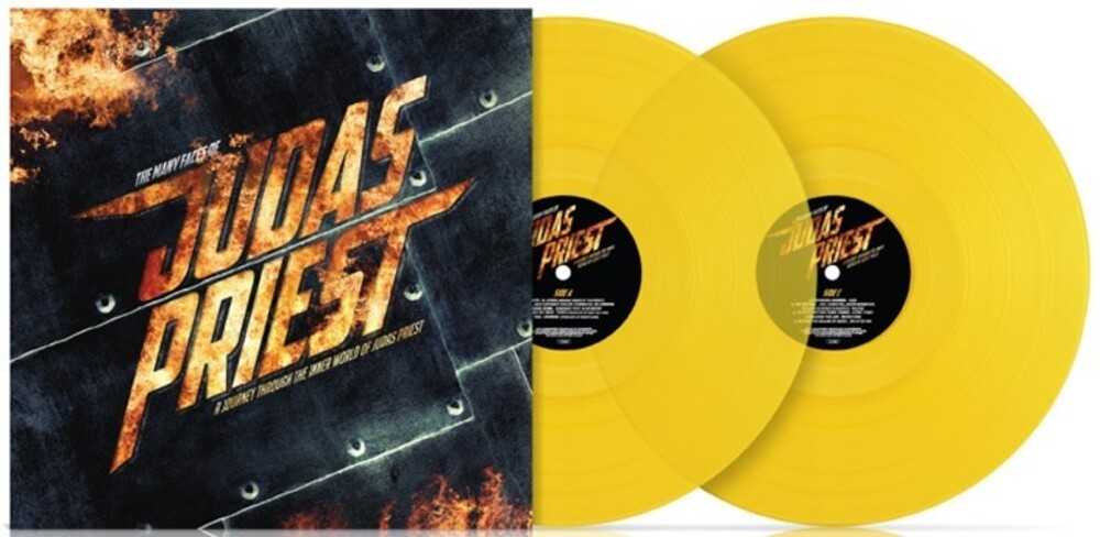 Many Faces Of Judas Priest / Various - Many Faces Of Judas Priest / Various (Gate) [Limited Edition]