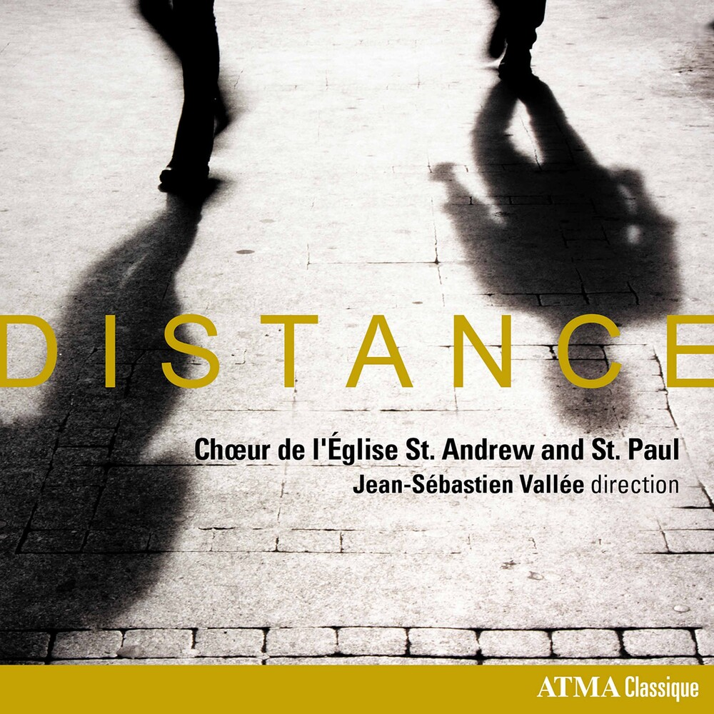 Choir of the Church of St. Andrew and St. Paul - Distance