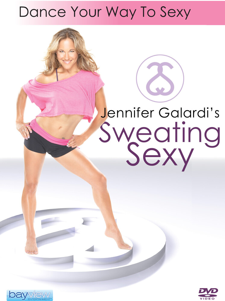 - Jennifer Galardi: Sweating Sexy