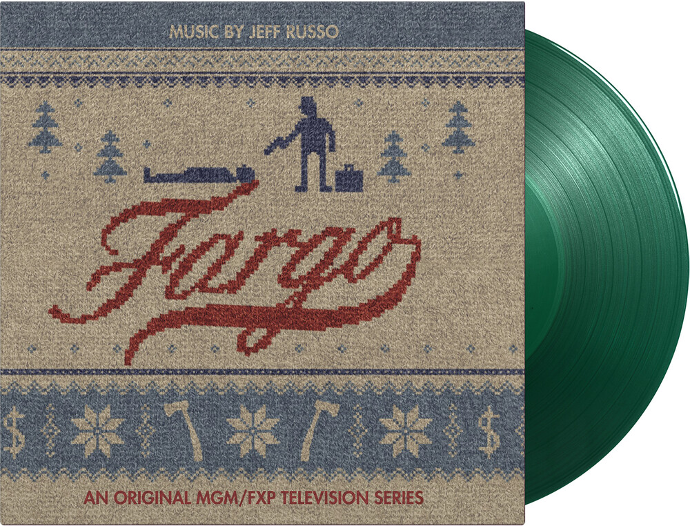 Jeff Russo  (Grn) (Ltd) (Ogv) - Fargo: Season 1 (Original Television Soundtrack)