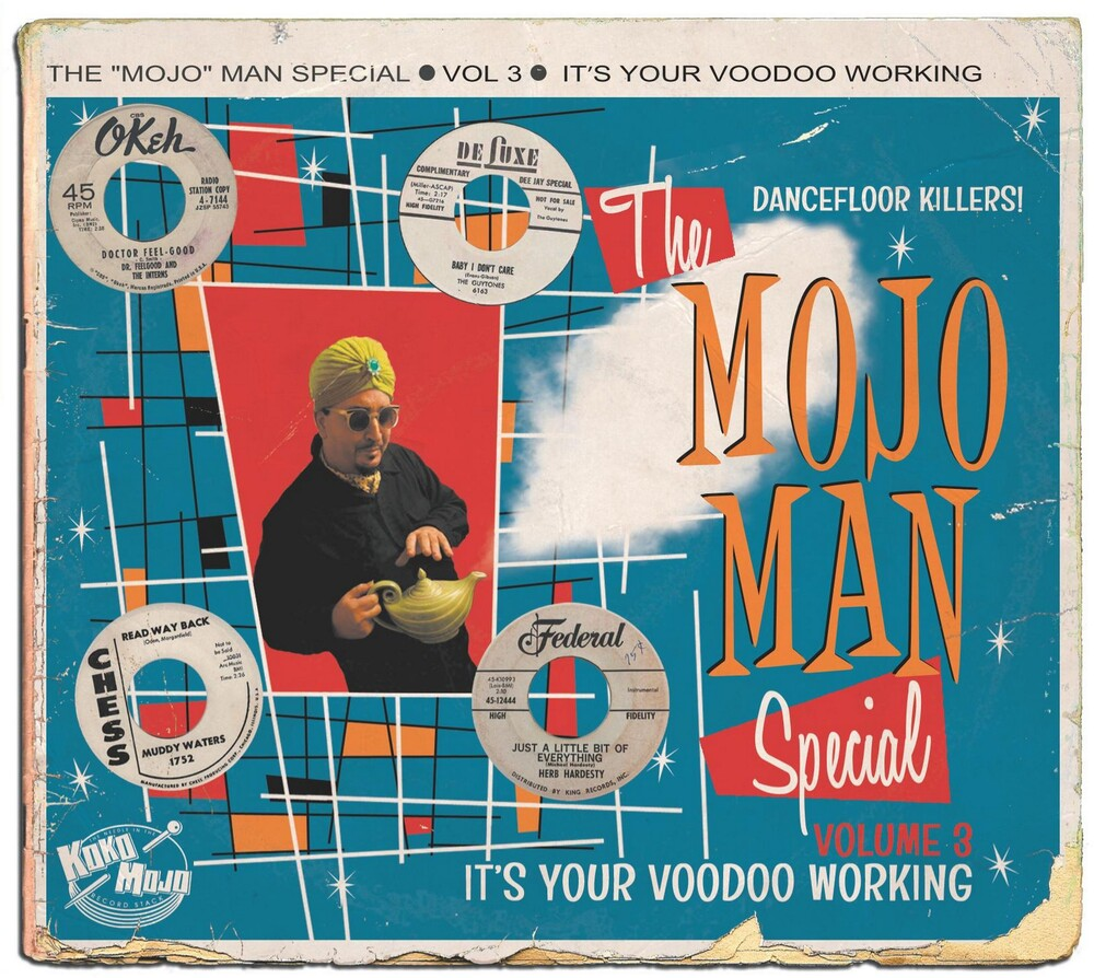 Mojo Man Special (Dancefloor Killers) 3 / Various - Mojo Man Special (dancefloor Killers) 3 (Various Artists)