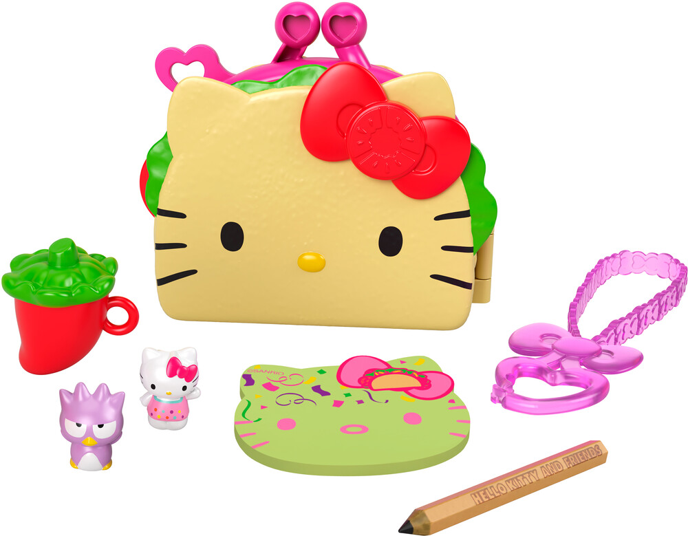- Mattel - Sanrio Compact 6