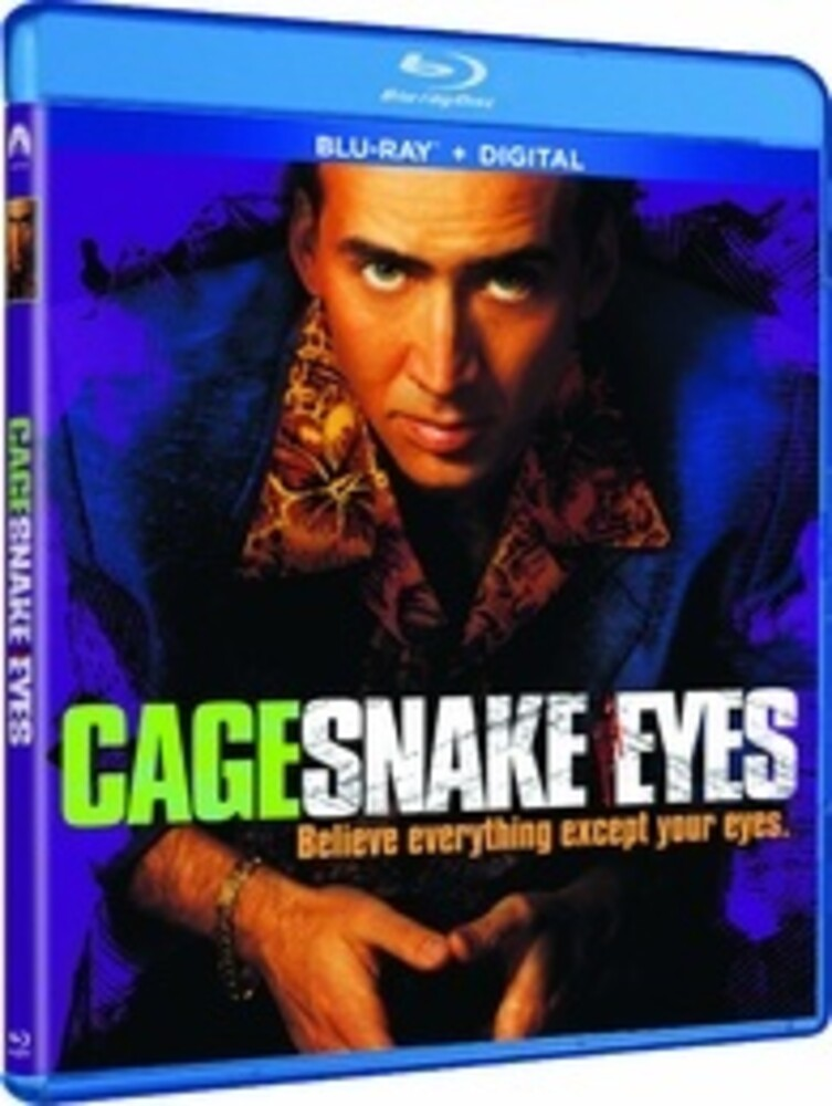 - Snake Eyes / (Ac3 Dol Dts Dub Ws)