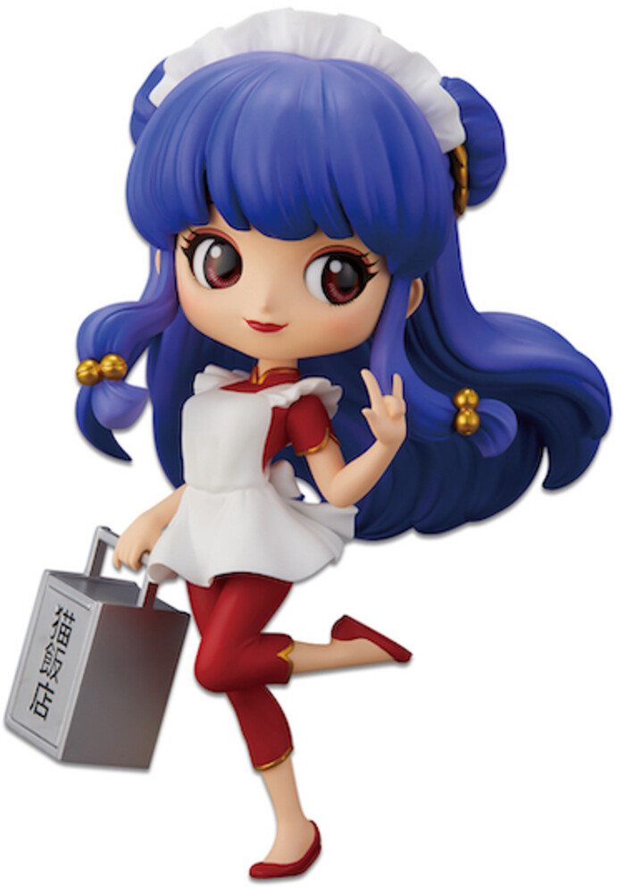 - Ranman 1/2 Shampoo Q Posket Figure Version A (Fig)