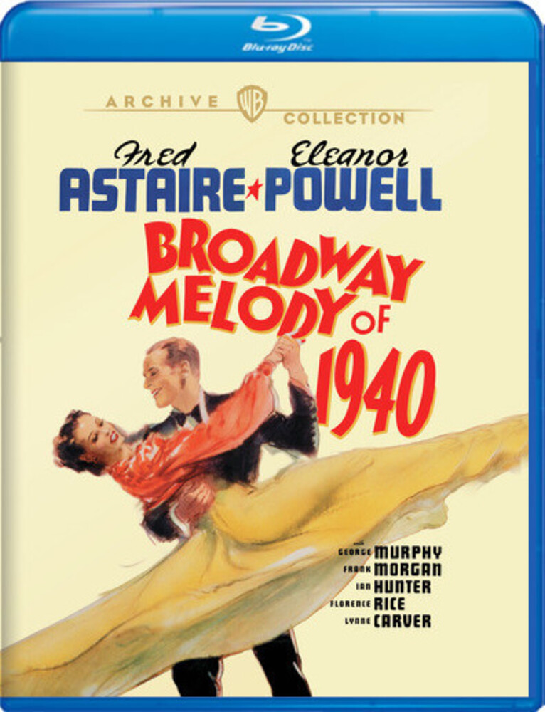 - Broadway Melody Of 1940 / (Full Mod Amar Sub)